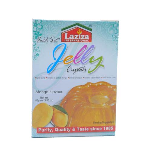 Laziza Jelly Mango 85g - £0.79