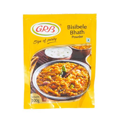 GRB Bisibele Ghath Powder 100g - £1.29