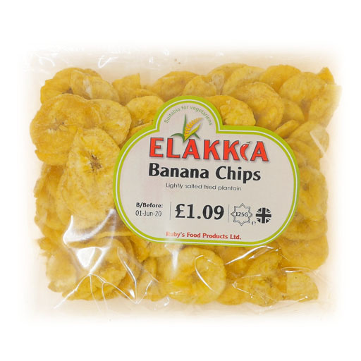Elakkia Banana Chips