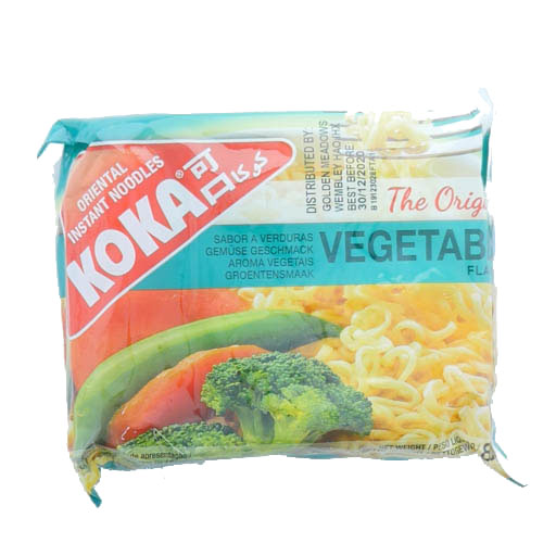 Koka Vegetable Noodles 85g - £0.45
