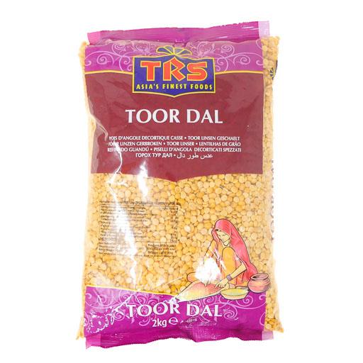 TRS Toor Dal 2kg - £3.99