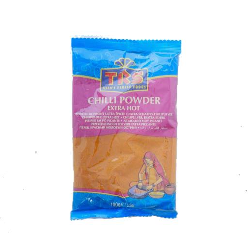 TRS Extra Hot Chilli Powder 100g - £0.59