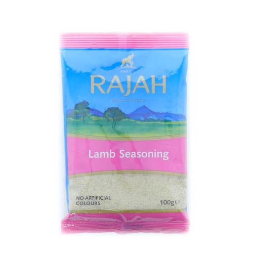 Rajah Lamb Seasoning 100g - £0.79