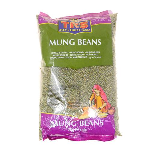 TRS Mung Beans 2kg - £3.99