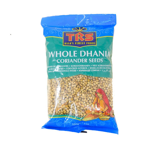 TRS Whole Dhania Coriander Seeds