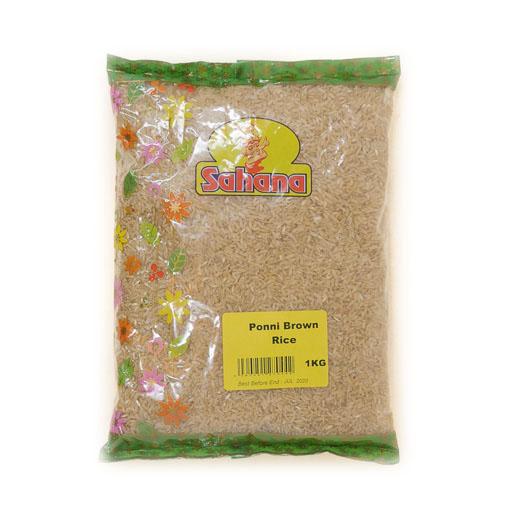 Sahana Ponni Brown Rice