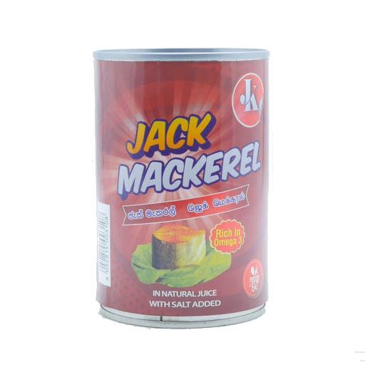 Jack Mackeral K null