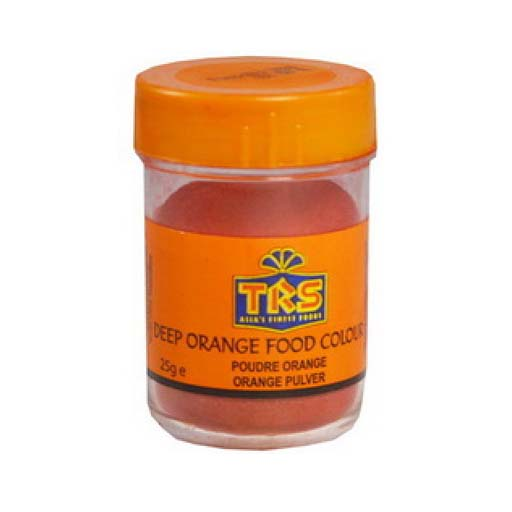 TRS Orange Food Clour 25g - £0.49