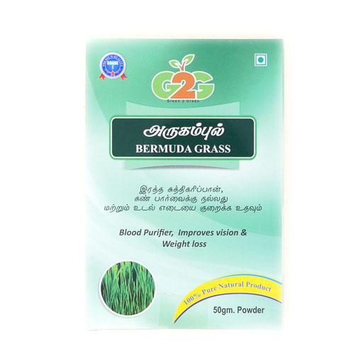 G2G Bermuda Grass