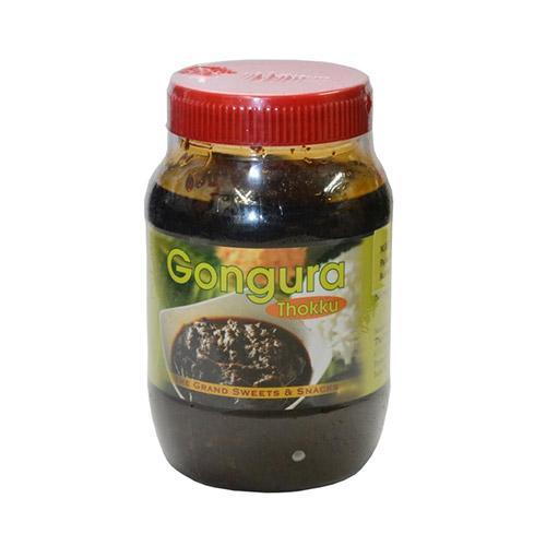 Grand Sweets Gongurd Thokku 400g - £3.99