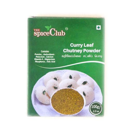 The Spice Club Curry Leaf Chutney Powder
