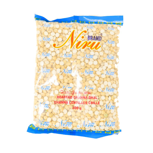 Niru Roasted Channa Dhal 500g - £2.99