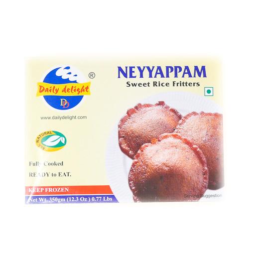Daily Delight Neyyappam 350gm - £2.49