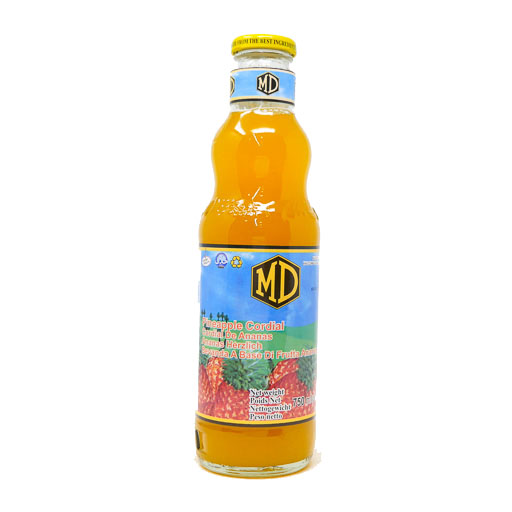 MD Pineapple Cordial 750ml - £4.49