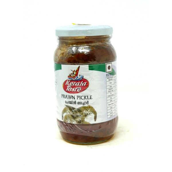 Kerala Taste Prawn Pickle 400g - £3.99