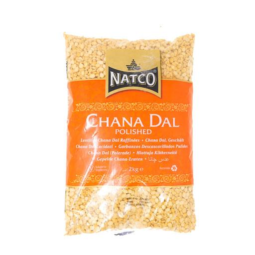 Natco Chana Dal 2kg - £3.99