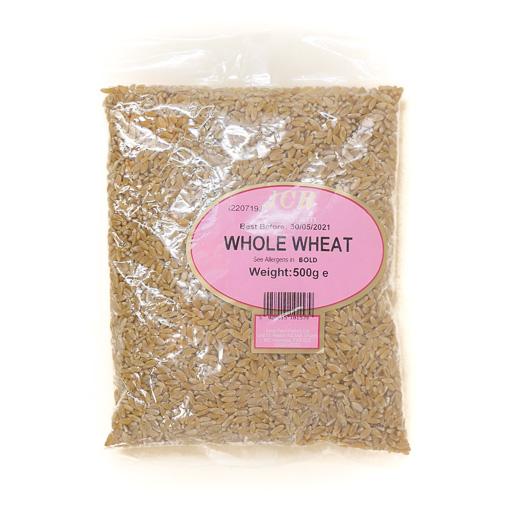 JCR Whole Wheat