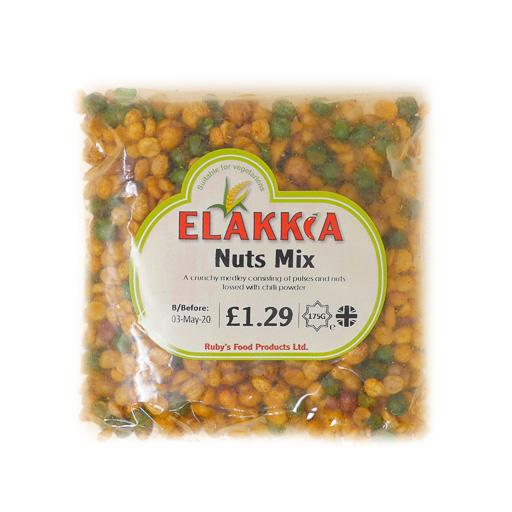 Elakkia Nuts Mix 175g - £1.29