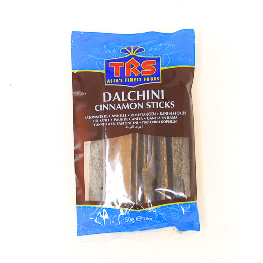 TRS Dalchini Cinnamon 50g - £0.59