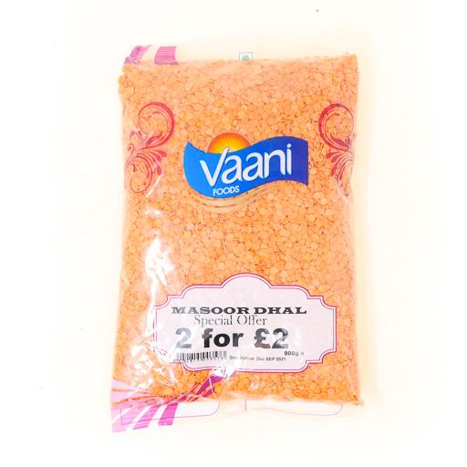 Vaani Masoor Dhal
