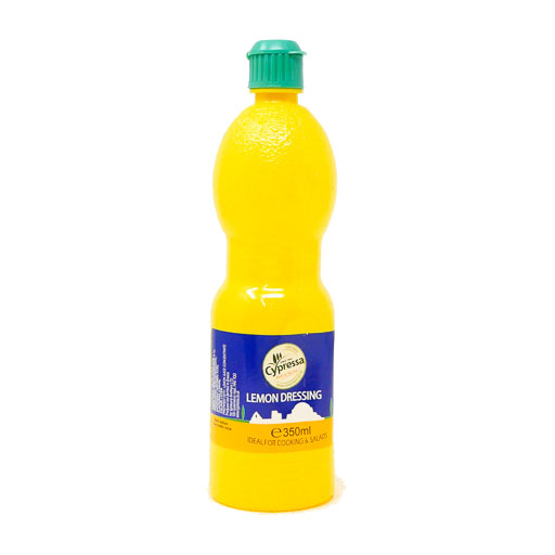 Cypressa Lemon Dressing 350ml - £0.79