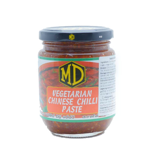 MD Vegetarian Chinese Chilli Paste 270g - £2.99