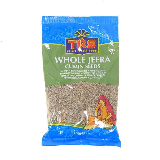 TRS Whole Jeera Cumin Seeds 100g - £0.79