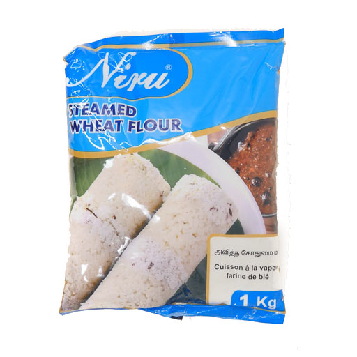 Niru Steamed Wheat Flour 1kg - £1.99