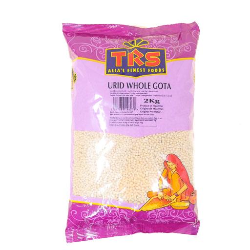 TRS Urid Whole Gota 2kg - £3.99