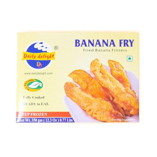Daily Delight Banana Fry 350g - £2.29