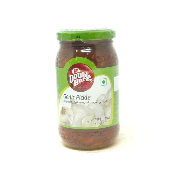 Double Horse Garlic Pickle