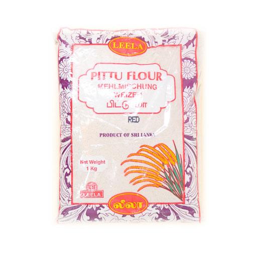 Leela Pittu Flour Red