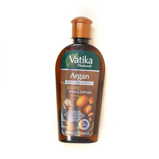 Vatika Argan 200ml - £3.49
