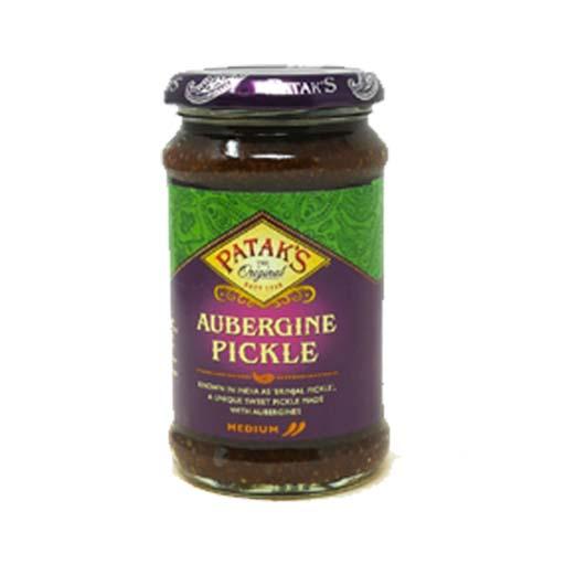 Pataks Brinjal Pickle