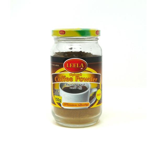 Leela Coffee 150g - £3.49