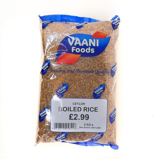 Vaani Boiled Rice