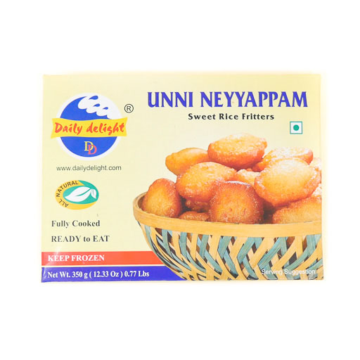 Daily Delight Unni Neyyappam 350g - £2.49