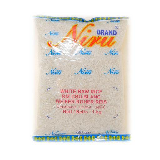 Niru White Raw Rice