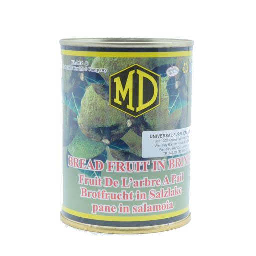 MD Bread Fruit In Brine 560g - £2.79