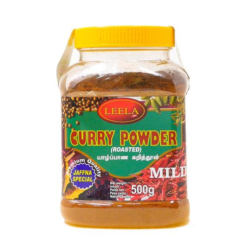 Leela Curry Powder  Mild