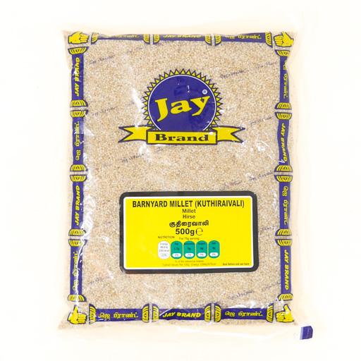Jay Barnyard Millet