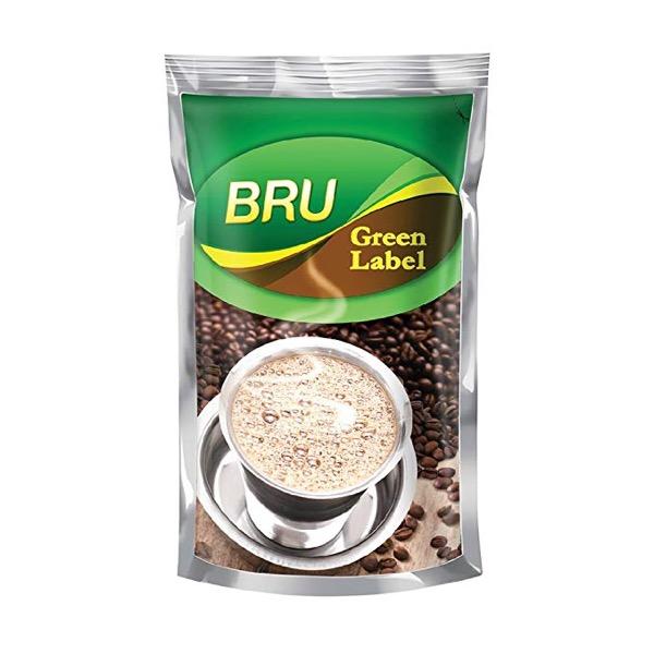 Bru Green Label