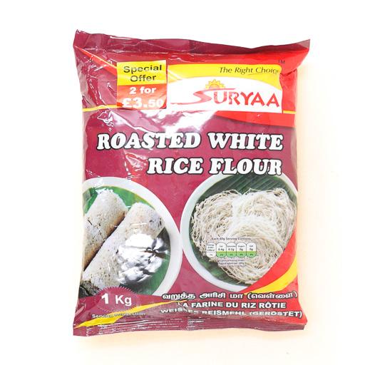 Suryaa Roasted White Rice Flour
