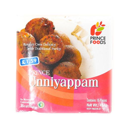 Prince Foods Unniyappam 454g - £1.19
