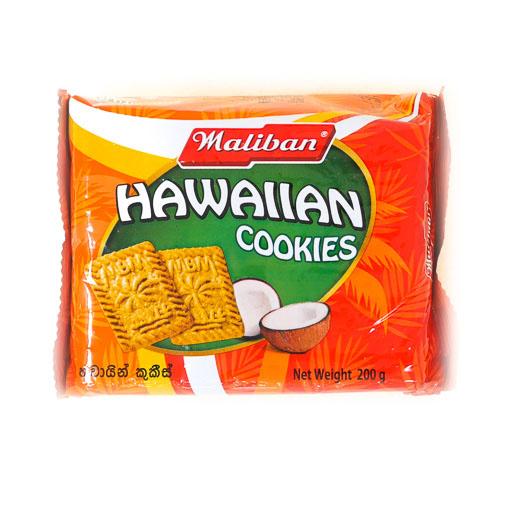 Maliban Hawallan Cookies 200g - £0.89