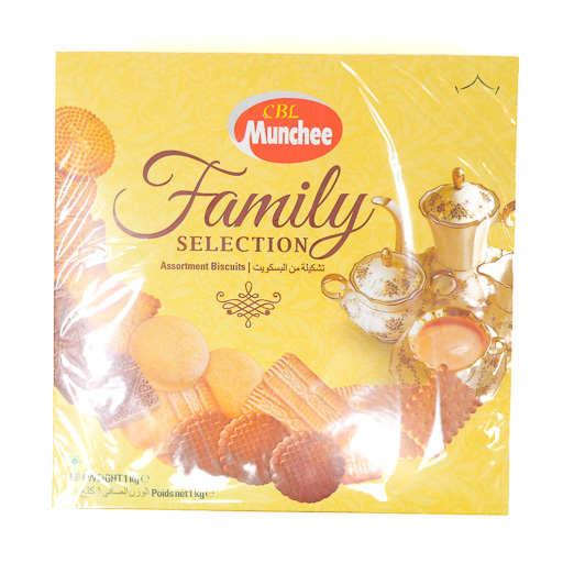 Munchee Family Selection