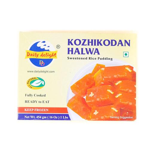 Daily Delight Kozhokodan Halva 454g - £2.19
