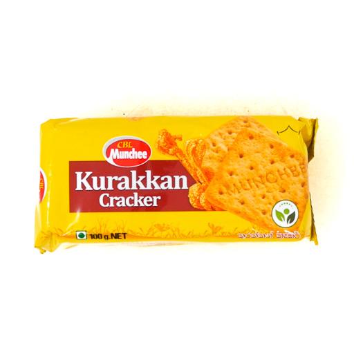 Munchee Kurakkan Cracker 100g - £0.50