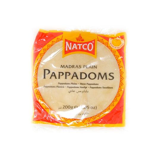 Natco Pappadoms