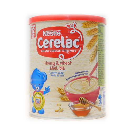 Cerelac Honey & Wheat